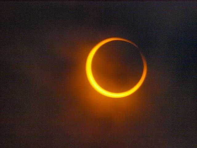 2021年6月10日金環日食・双子座新月